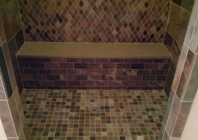 Custom Shower Tile 2