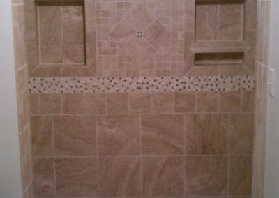 Custom Shower Tile 3